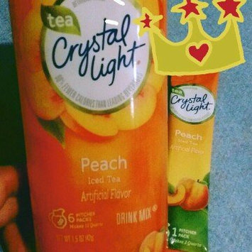 Crystal Light Drink Mix uploaded by Jo M.