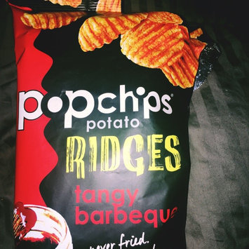 Photo of popchips  Ridges Popped Potato Snack Tangy Barbeque uploaded by Catrina A.