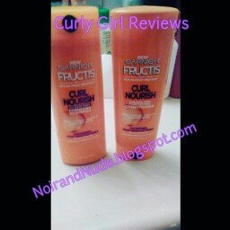 Garnier Fructis Triple Nutrition Curl Nourish Shampoo uploaded by Sade W.