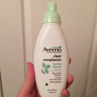 Aveeno Clear Complexion Foaming Cleanser uploaded by Alyssa L.