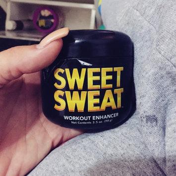 Photo of Sweet Sweat Jar, Workout Enhancer Cream, 6.5 oz, Sports Research Corporation uploaded by Kayla B.
