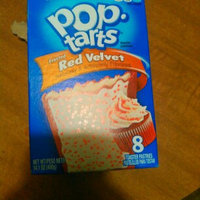 Kellogg's Pop-Tarts Frosted Red Velvet Toaster Pastries uploaded by Amy B.