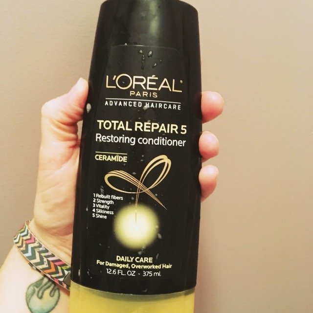 L'Oréal Advanced Haircare Total Repair 5 Restoring Conditioner uploaded by Jenny K.