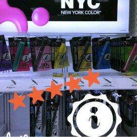 NYC Cityproof 24HR Waterproof Eyeliner uploaded by Jenny G.