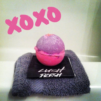 Photo of LUSH Sex Bomb Bath Bomb uploaded by Kori J.