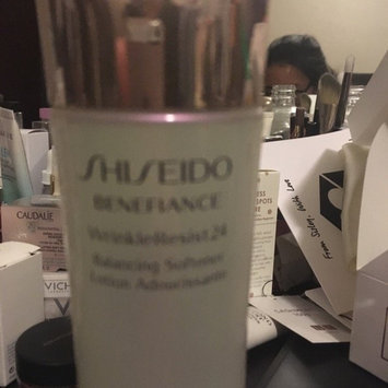Shiseido Benefiance Wrinkleresist24 Balancing Softener for Unisex uploaded by Stefani N.
