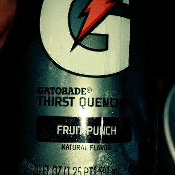 Gatorade Fruit Punch Sports Drink 32 oz uploaded by Kandace B.