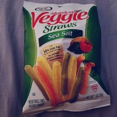 Hain Celestial Sensible Portion Lightly Salted Veggie Straws - 1oz uploaded by Indira H.