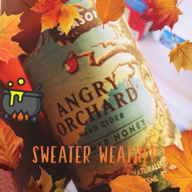Angry Orchard Cider  uploaded by Tiffany E.