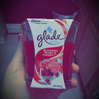 Glade® Blooming Peony & Cherry Candle 3.4 oz Jar uploaded by Kiana C.