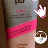 Pur Minerals 4-in-1 Tinted Moisturizer uploaded by Jane H.