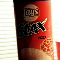 LAY'S® STAX® Pizza Flavored Potato Crisps uploaded by Donneda K.