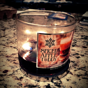 Bath & Body Works Spiced Apple Toddy 3-Wick Candle uploaded by Courtney T.