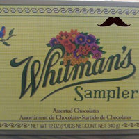 Whitman's Assorted Chocolates Sampler uploaded by Sarah N.