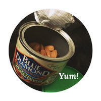 Blue Diamond Almonds Whole Natural uploaded by Britt Y.
