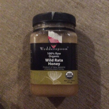 Photo of Wedderspoon Honey New Zealand Wild Rata 100% Raw Organic 17.6 oz uploaded by Sean F.