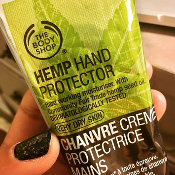 Photo of THE BODY SHOP® Hemp Hand Protector uploaded by Esther B.