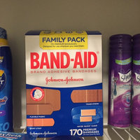 Band-Aid Brand Adhesive Bandages, Family Pack (170 ct.) uploaded by Jennifer M.