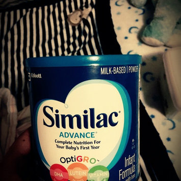 Photo of Similac Advance Formula uploaded by stacy l.