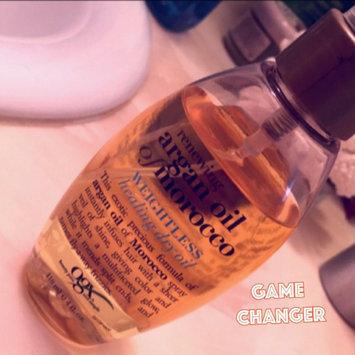 OGX Organix Moroccan Argan Oil Weightless Healing Oil 4 oz. uploaded by Elyse B.