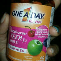 One A Day® Teen for Her VitaCraves® Gummies uploaded by makhallah t.