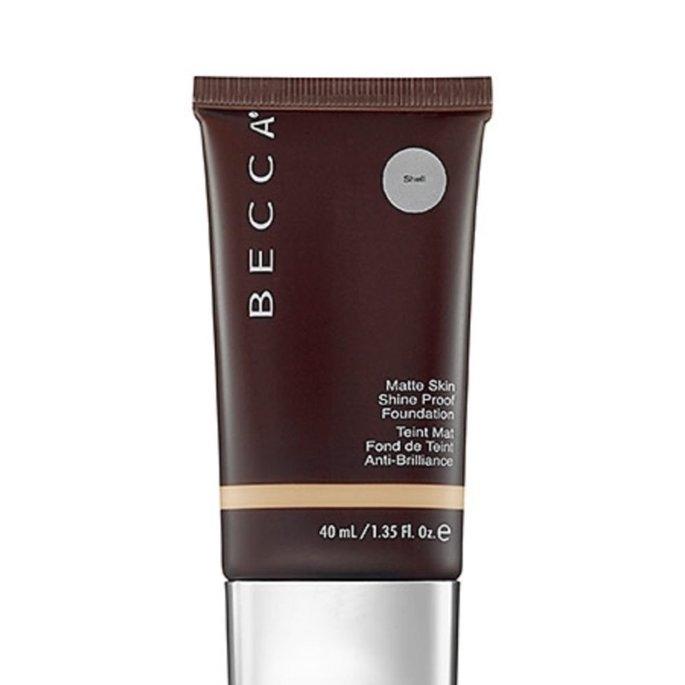 BECCA Matte Skin Shine Proof Foundation uploaded by Afi E.