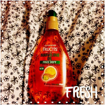 Photo of Garnier Fructis Style Unruly Hair Oil, 5.1 oz uploaded by Victoria C.