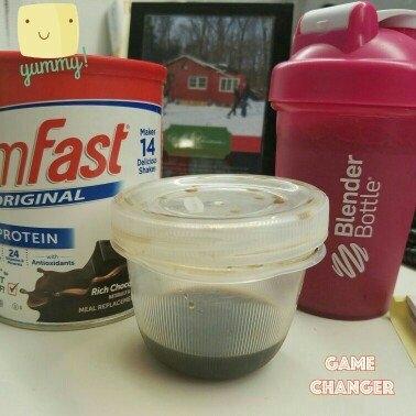 Slim-Fast Powder 3-2-1 Chocolate Royale 12.83oz uploaded by Abigail B.
