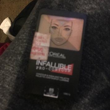 Photo of L'Oréal Paris Infallible Pro Contour Palette Deep/Profond 0.24 oz. Compact uploaded by Lashundra G.