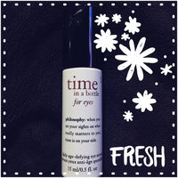 philosophy time in a bottle 100% in control daily age-defying serum uploaded by Rainbow O.