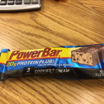 Photo of PowerBar Protein Plus Bars Vanilla uploaded by Lisa S.