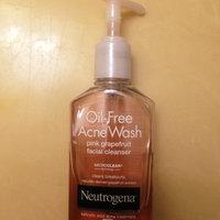 Neutrogena Oil-Free Acne Wash uploaded by Sara S.