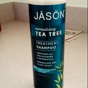 Jason Natural Cosmetics Tea Tree Scalp Normalizing Shampoo uploaded by Keisha J.