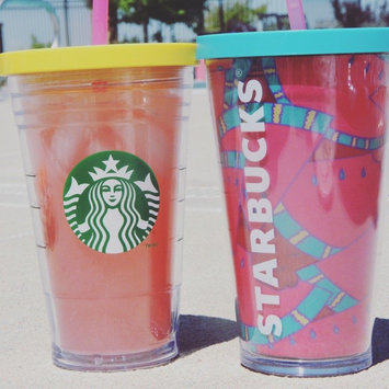 Photo of Starbucks Customizable Cold Cup Tumbler, 24 fl oz - Venti uploaded by Kelly R.