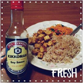 Photo of Kikkoman Soy Sauce uploaded by Kat M.