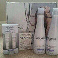 Nexxus Emergencée Reconstructing Treatment uploaded by Brooke A.