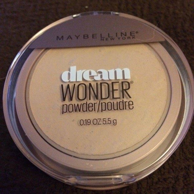 Maybelline Dream Wonder Powder uploaded by Katie P.