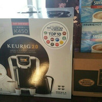 Keurig - 2.0 K450 4-cup Coffeemaker - Black/silver uploaded by Amanda L.