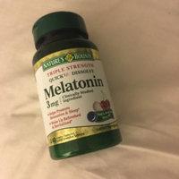 Nature's Bounty Natural Melatonin 3 mg uploaded by Samantha P.