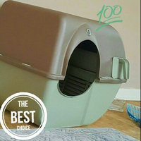 Omega Roll 'n Clean Litter Box - Pewter uploaded by Deprina G.