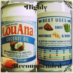 LouAna Pure Coconut Oil uploaded by Tomasa O.