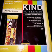 KIND Nuts & Spices Bars Caramel Almond & Sea Salt uploaded by Jennifer B.