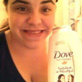 Photo of Dove Nourishing Rituals Cool Moisture Conditioner uploaded by Tiffany s.