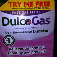 Dulcolax DulcoGas Maximum Strength Wild Berry Chewable Tablets for uploaded by Christine C.
