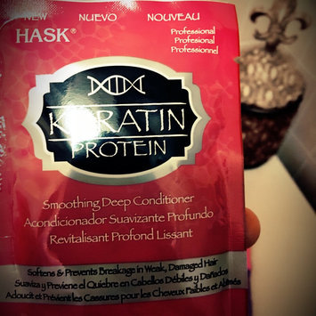 Hask Keratin Protein Smoothing Deep Conditioner uploaded by Shine R.