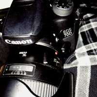 Canon Black EOS 70D Digital SLR Camera with 20.2 Megapixels (Body Only) uploaded by Maxi M.