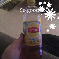 Lipton Black Iced Tea Lemon uploaded by Julia C.