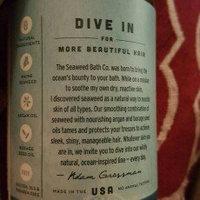 The Seaweed Bath Co. Argan Shampoo, Smoothing Citrus, 12 fl oz uploaded by Heather M.