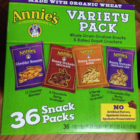 Annie's Homegrown® Bunny Grahams® Honey Whole Grain Graham Snacks uploaded by Alison C.