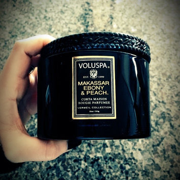Voluspa Small Glass Jar Candle uploaded by Krystan T.
